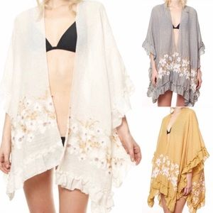Summer Sale!! Only 1 Left! 🔥 Women's Boho CoverUp